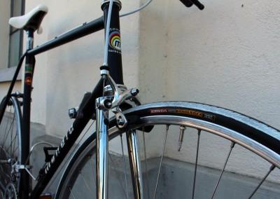 Mondia schwarz Nr. 1 - Bremsen
