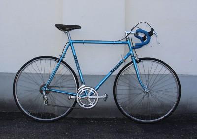 Mondial blau Nr. 50 - vorher