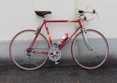 Peugeot rot Nr. 23 - vorher