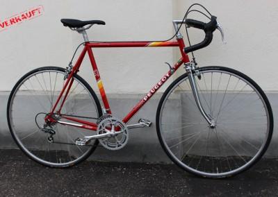 Peugeot rot Nr. 23 - verkauft
