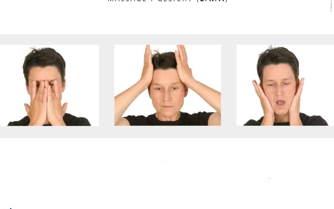 In Bewegung bleiben: Gesichtsmassage