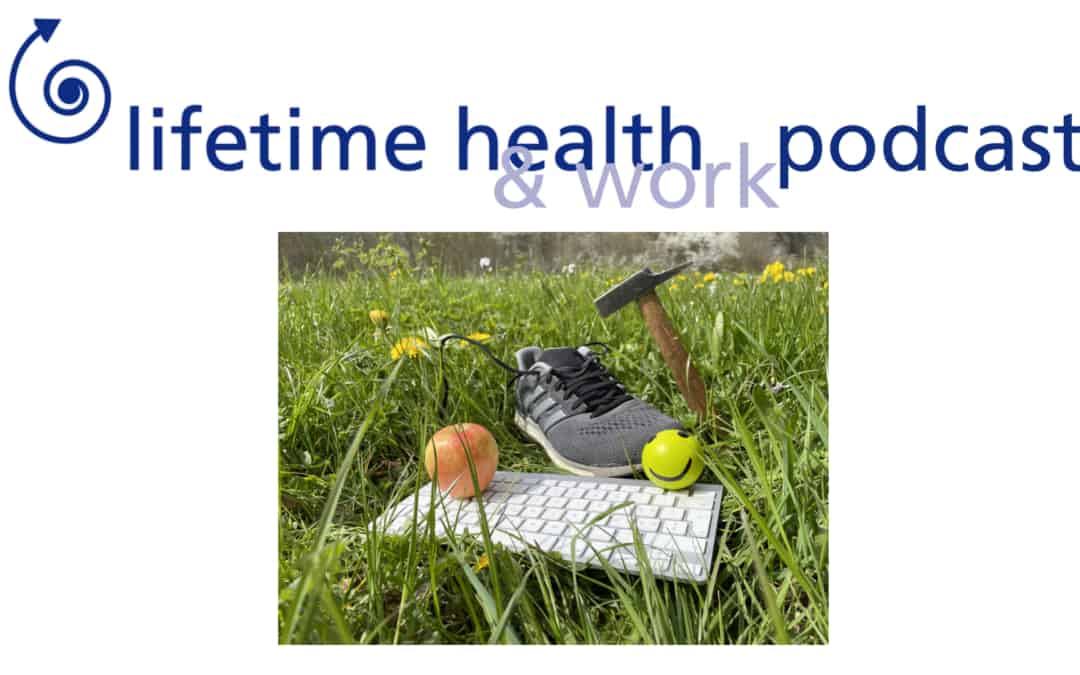 Neu! Der Podcast von lifetime health